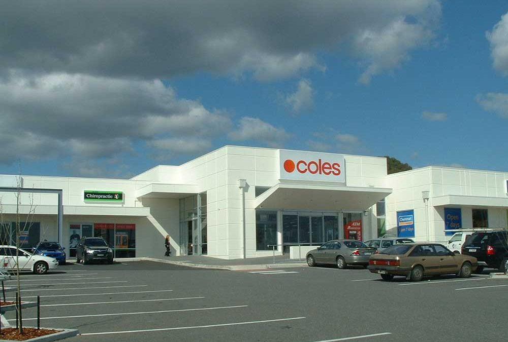 Coles Shopping Centre
