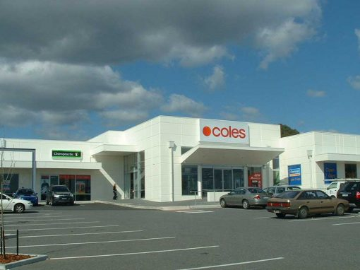 Coles Shopping Centre